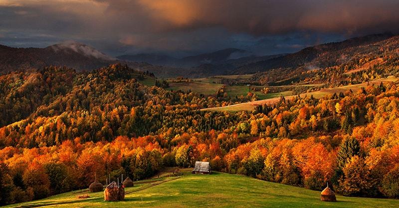 Походні плани на осінь