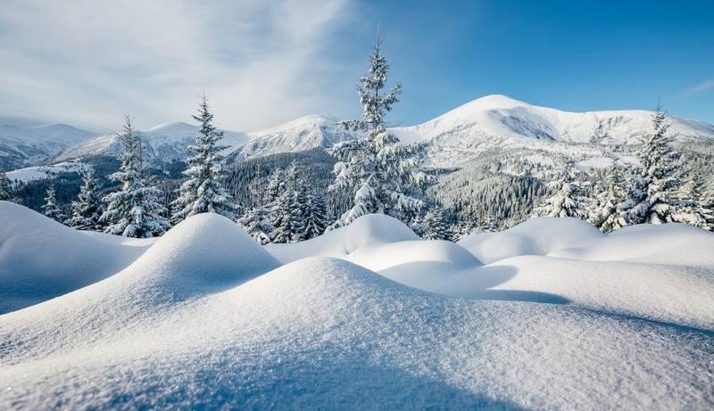 Завершення чергового зимового туру на Говерлу и Петрос