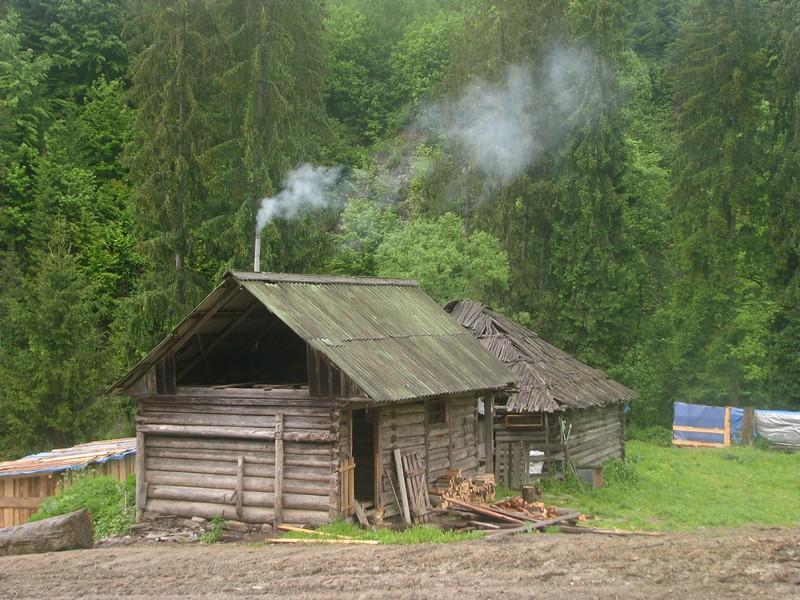 Будиночок в горах