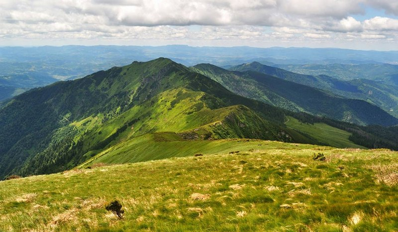 Зелені гори Мармаросів