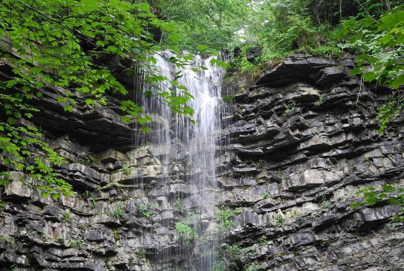 Бухтівецький водоспад-1