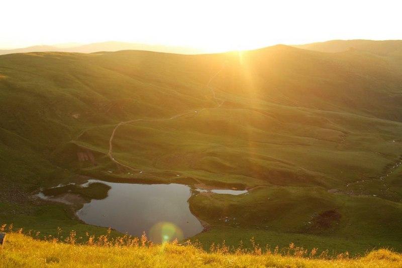 озеро Горгани