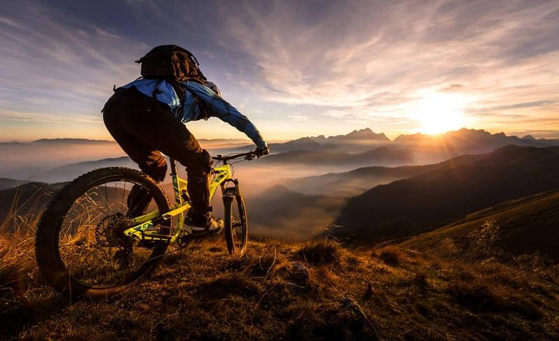 Похід в Карпати на велосипедах